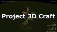 Project 3D Craft