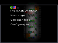 THE MAZE OF DEAD