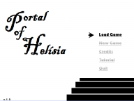 Portal of Helisia: The Spirits Gate