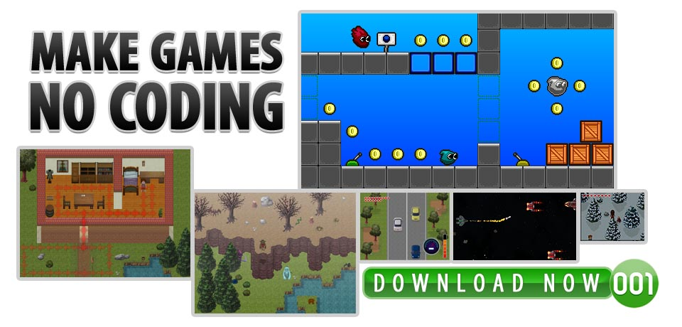 Game Maker Software 001 Game Creator Home